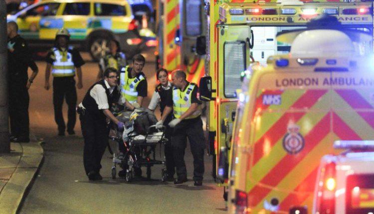 Doble ataque terrorista en Londres: Policía confirma seis muertos y tres atacantes abatidos