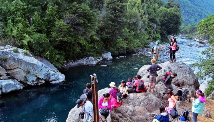 Efectuarán dos iniciativas medioambientales en Santuario de la Naturaleza Cajón del Río Achibueno