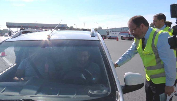 Más de 56 mil vehículos se esperan entre viernes y sábado por la Ruta 5 Sur en el Maule