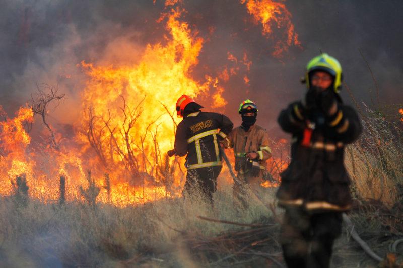 Importante acuerdo logran Conaf y Bomberos para enfrentar los incendios  forestales – Atentos