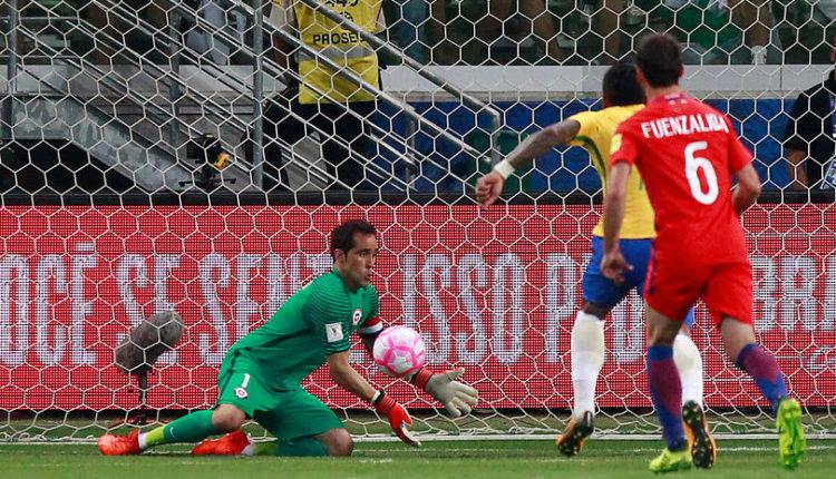Esposa de Claudio Bravo envió dura crítica a los jugadores de la Roja