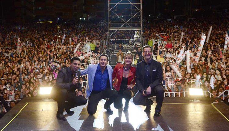 Gira Teletón anunció fechas y artistas confirmados: Estará en Talca el miércoles 22 de noviembre