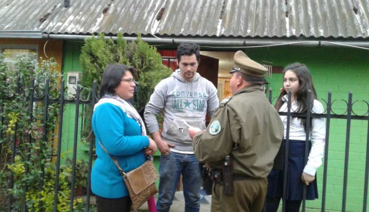 Carabineros de San Javier impulsa campaña sobre el respeto entre vecinos