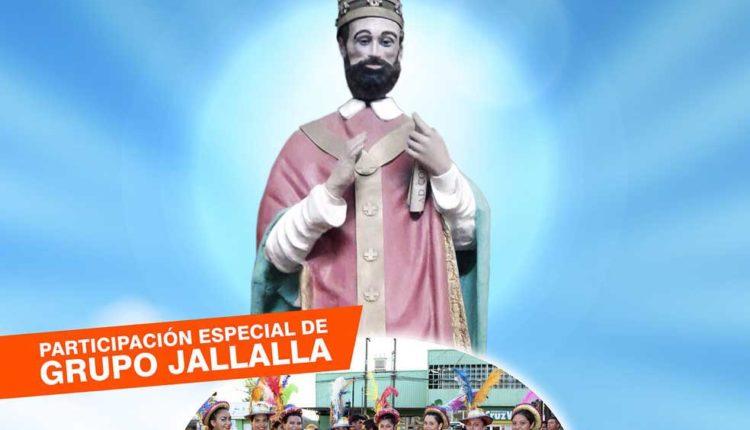 Primera fiesta religiosa del Santo Patrono de San Clemente se realiza este domingo 26 de noviembre