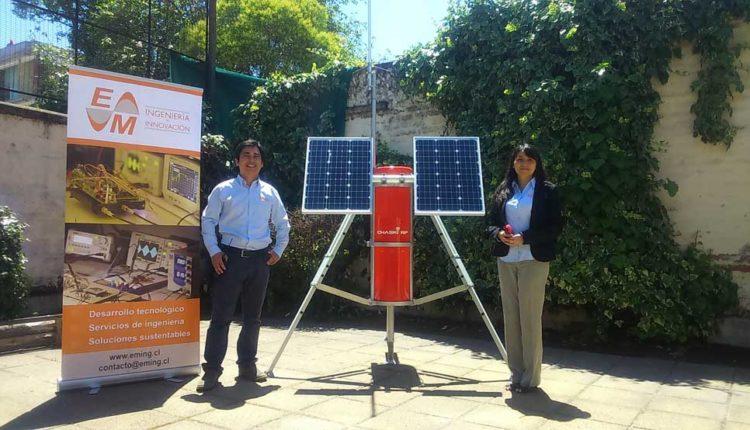 En Talca lanzaron proyecto de estación repetidora para comunicaciones apoyado por CORFO