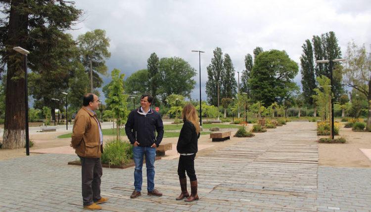 Comuna de Retiro ha recibido $1.743 millones de Serviu Maule para mejorar y construir nuevos espacios públicos