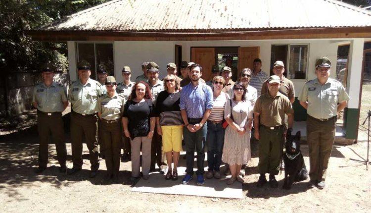 Carabineros de San Clemente y vecinos de Vilches conformaron primera junta de vigilancia rural