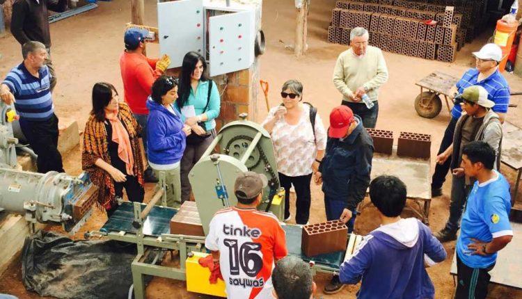 Delegación de la Región del Maule realiza gira tecnológica a Perú para reducir contaminantes de vida corta