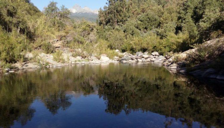Hombre muere ahogado en Vilches Alto