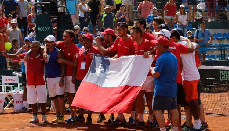 Nicolás Jarry vence a Roberto Quiroz y le da el triunfo a Chile en la serie contra Ecuador por Copa Davis