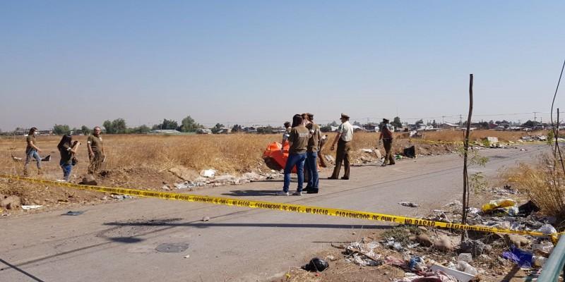 Investigan Hallazgo De Mujer Descuartizada En Una Bolsa De Basura En La Pintana
