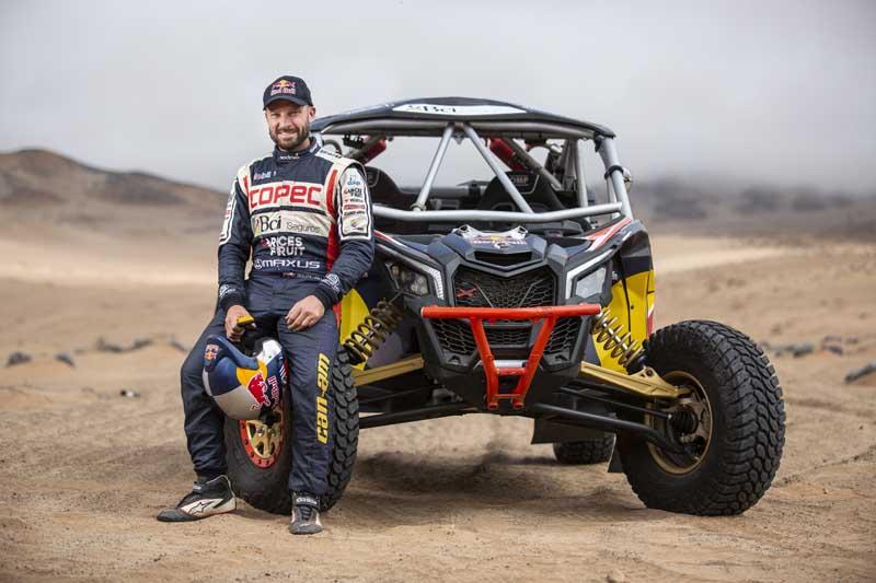 """Chaleco"""" López y Casale con la confianza en lo más alto antes de partir al Rally Dakar 2021 – Atentos"""